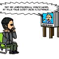 Steffen ser TV
