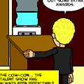 The Cow-Con Talent Show Awards