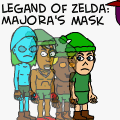 LOZ: majora's mask
