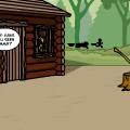 Wood's Words