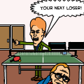 Master Ping-Pong Player