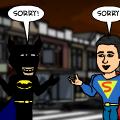 Batman V. Superman Ending