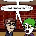 Bill Gates and The Joker
