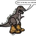 'Dino Bummer'
