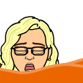 sherry sinks in quicksand