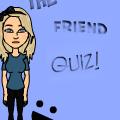 The Friend Quiz