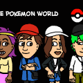 the pokemon world
