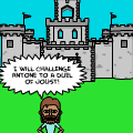 The Mideval Joust