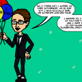 '1 Year on Bitstrips!'