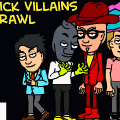 Nick Villains Brawl