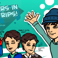 2 YEARS IN BITSTRIPS!1