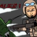 Promo - ALIEN!