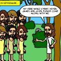 Gethsmane & Jesus Arrested