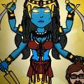 Kali, Goddess of Destruction