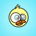 Quack. Leave. Quack.