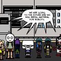 Robot part 5