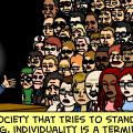 Individuality..