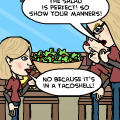 Some Yucky Tacoshell Salad