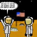 Idiot On Mars