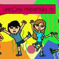 WE'RE LIEK... UNICORN FRIENDS!!!!!! XD