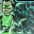 Voltage Comic Cover