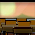 Class scene