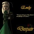 Despair Poster - Emily