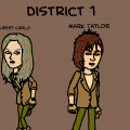 'the tributes'