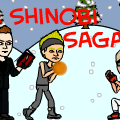 The Shinobi Sagas