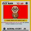 Old Mans Card 