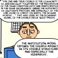 Institution Model