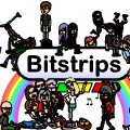 THE BITSTRIPS FAMILY