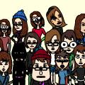 My avatars