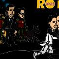Robin Rises - 2015