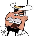 That's right, Doug Dimmadome