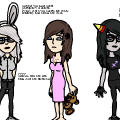 FNAF, CP, AND HOMESTUCK