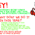 BITSTRIPS SECRET SANTA!