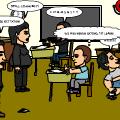 Bad Kid In School