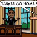 '#ObamaYankeeGoHome'