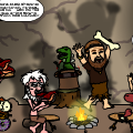 Caveman Dinner Theater