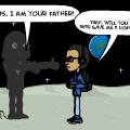 dark vader vs genesis