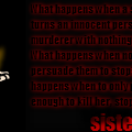 My Sister's Killer