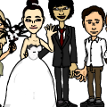 oo weding pictur