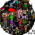 'Circle Of Characters'