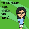 Liz's friend quiz.