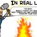 Fire (With Thor & Aidraxa)