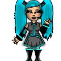 Cosplay: Hatsune Miku (Morgan)