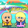 The Adventures of Bailee and Kieran (poz&zi style)