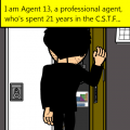An Agents Secret