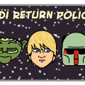 Jedi Return Policy